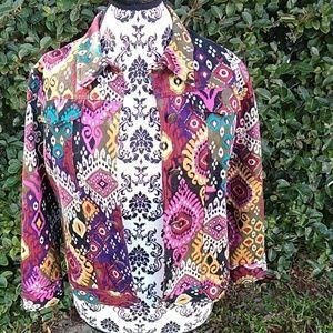 Ruby Rd. Blazer  Jacket  size 10